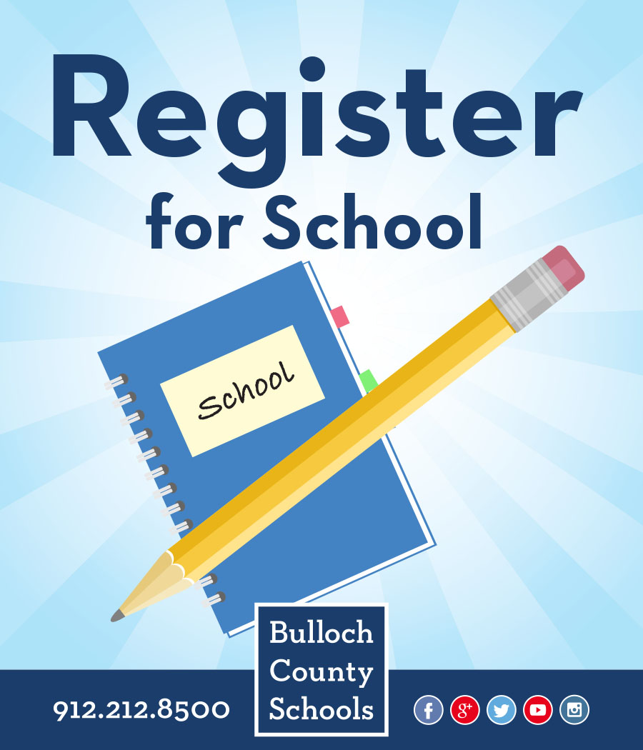 Register for School Graphic